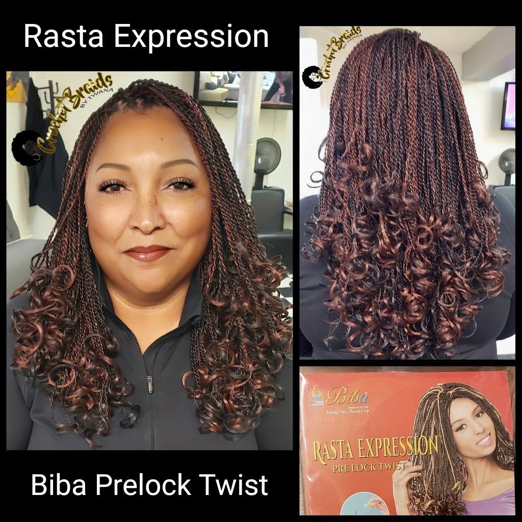 Biba Rasta Expression Prelock Twist A Mix Of Colors 4 33 6