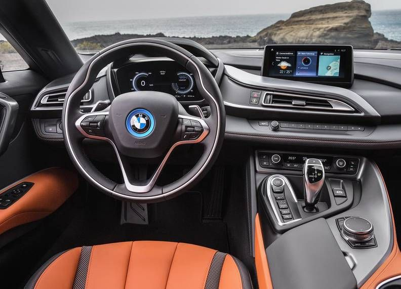 2019 Bmw I8 Roadster Review Price Specs Photos Colors With