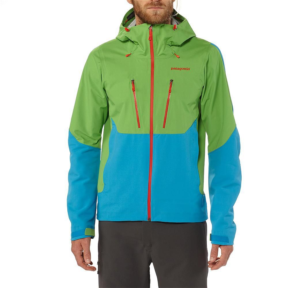 b3bf294b Patagonia Men's Mixed Guide Hoody for Ice Climbing and Backcountry Skiing