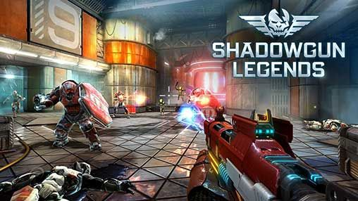 Download Shadowgun Legends Full Apk Android Hd Games Download