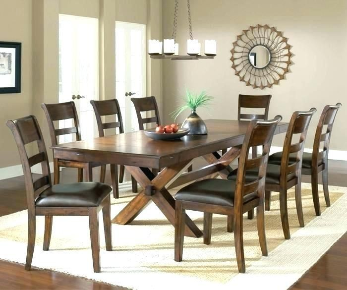 3 Round Dining Room Tables For 10 Table Seat