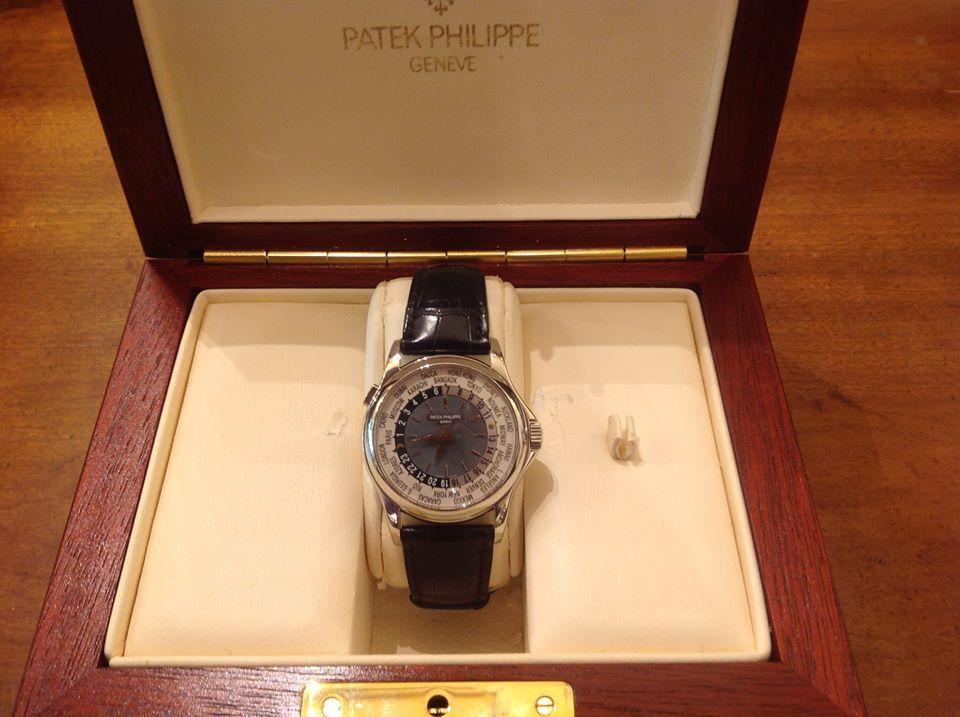 Patek Phillipe Watches at Valobra Jewelry