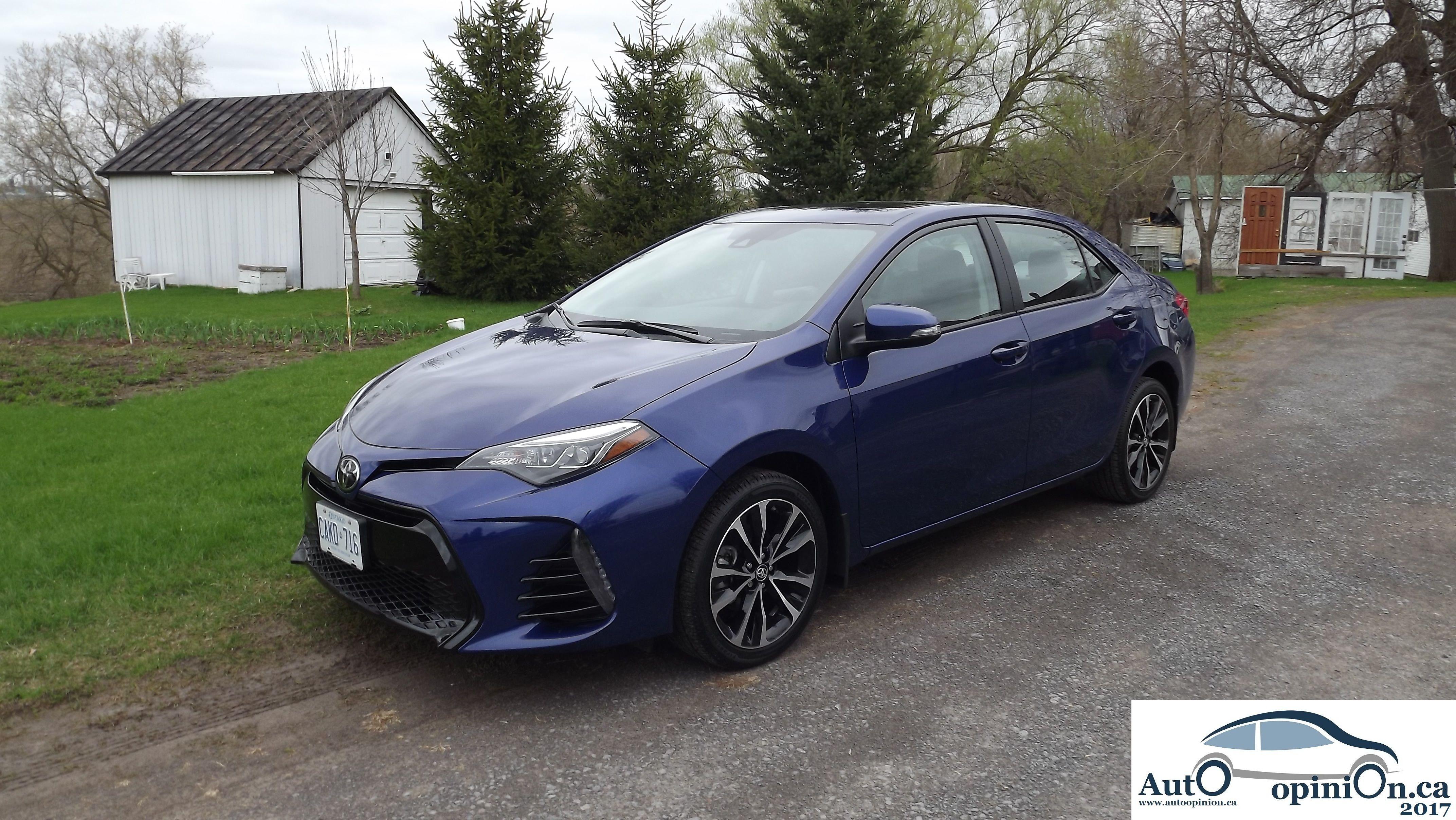 Toyota corolla 2017 http autoopinion blogspot ca 2017 06