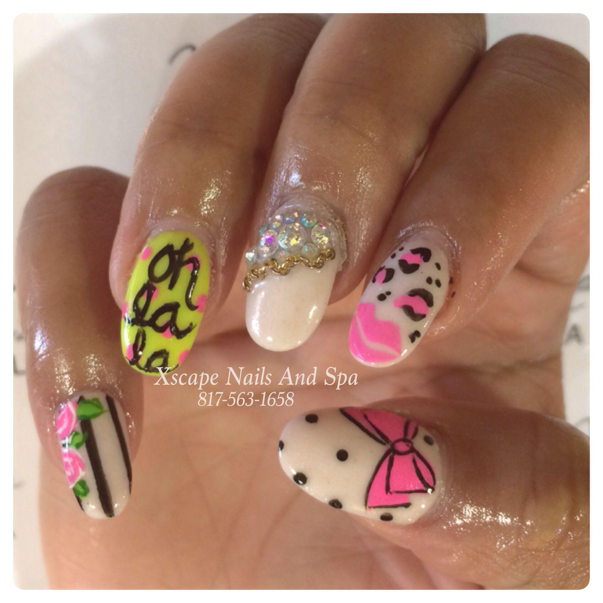 Cute nail designs cute nails designs pinterest