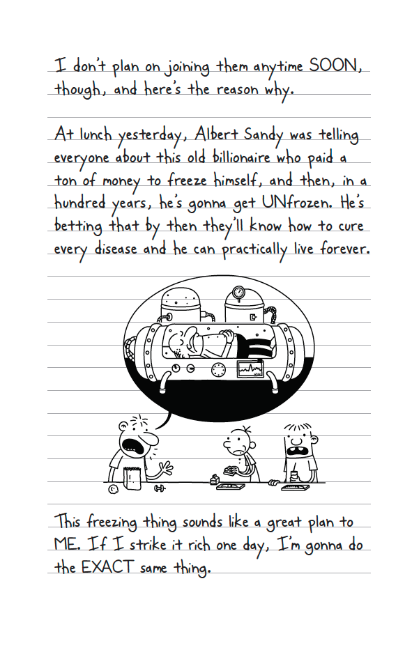 Read an exclusive excerpt from the next diary of a wimpy kid diary of a wimpy kid book double down read an excerpt ew solutioingenieria Gallery