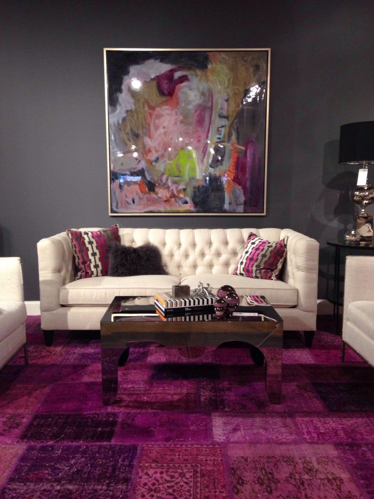 a high fashioned home | pink rug, living room ideas and room ideas