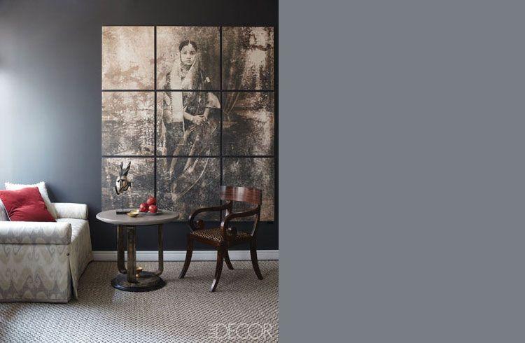 Wanddecoratie Hoe Decoreer Je Een Grote Lege Wand Makeover Nl Wit Decor Thuisdecoratie Wanden