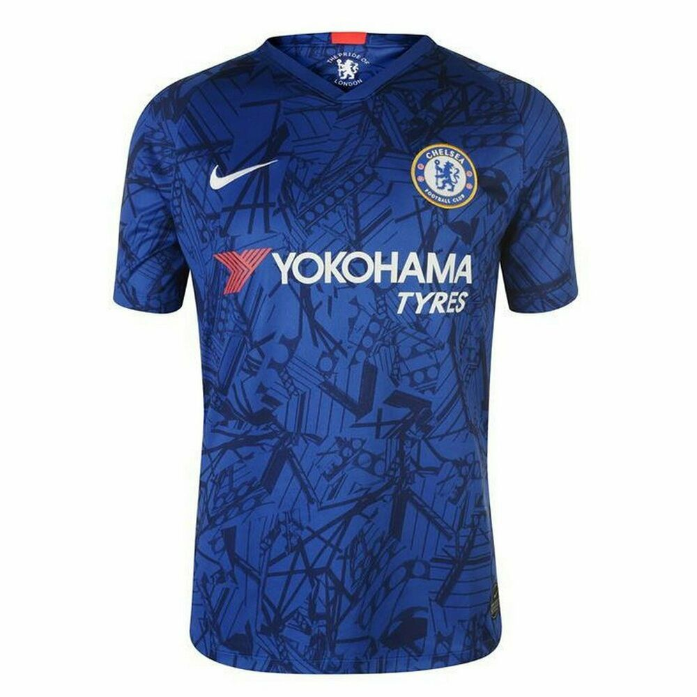 Details About T Shirt Chelsea Football Club Home 2020 Di 2020 Pria