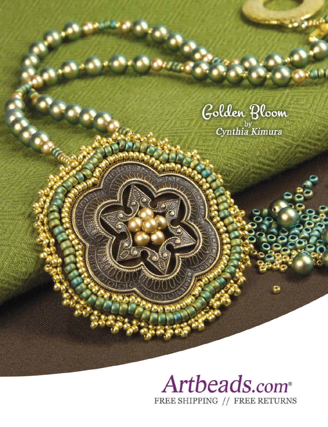 ISSUU - Bead And Button Oct2015 by BeadworkBrasil