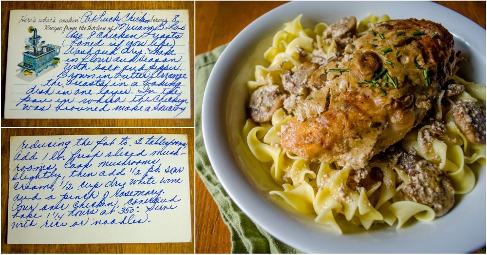 Whoever wrote this old recipe card knew good food recipes whoever wrote this old recipe card knew good food forumfinder Image collections