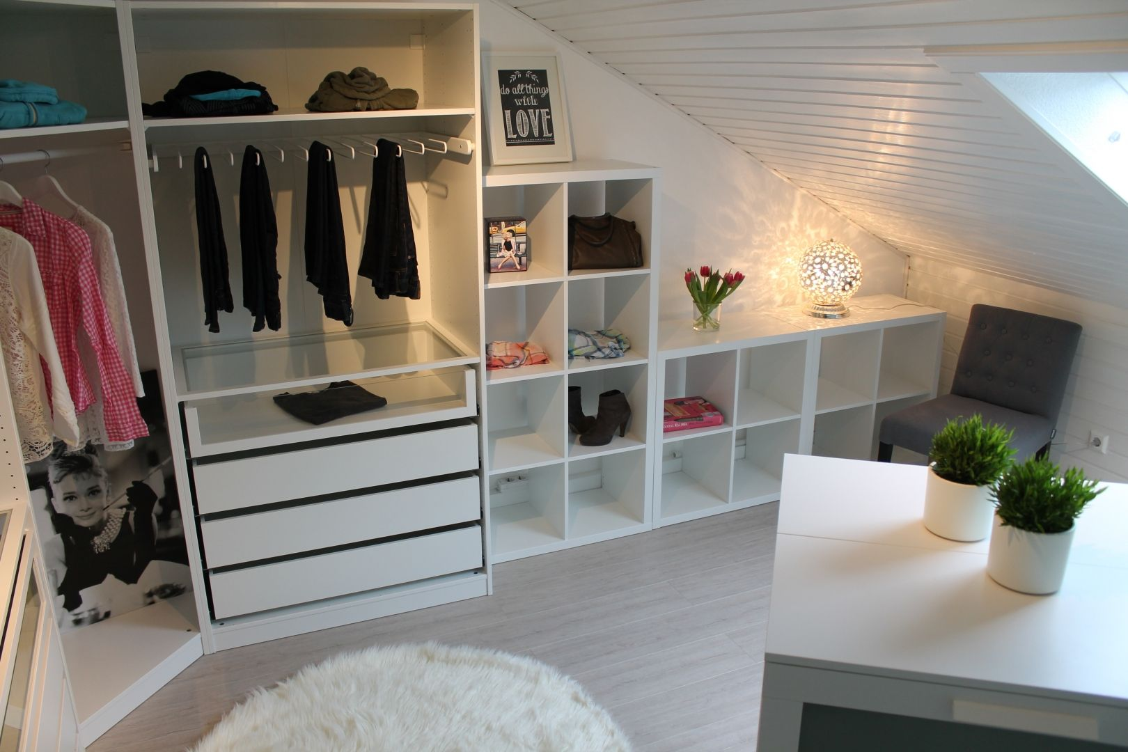 Begehbarer Kleiderschrank Regalsystem New 26 Schrank Mit Ikea Pax Is A Girls Best Friend Casa De Mia