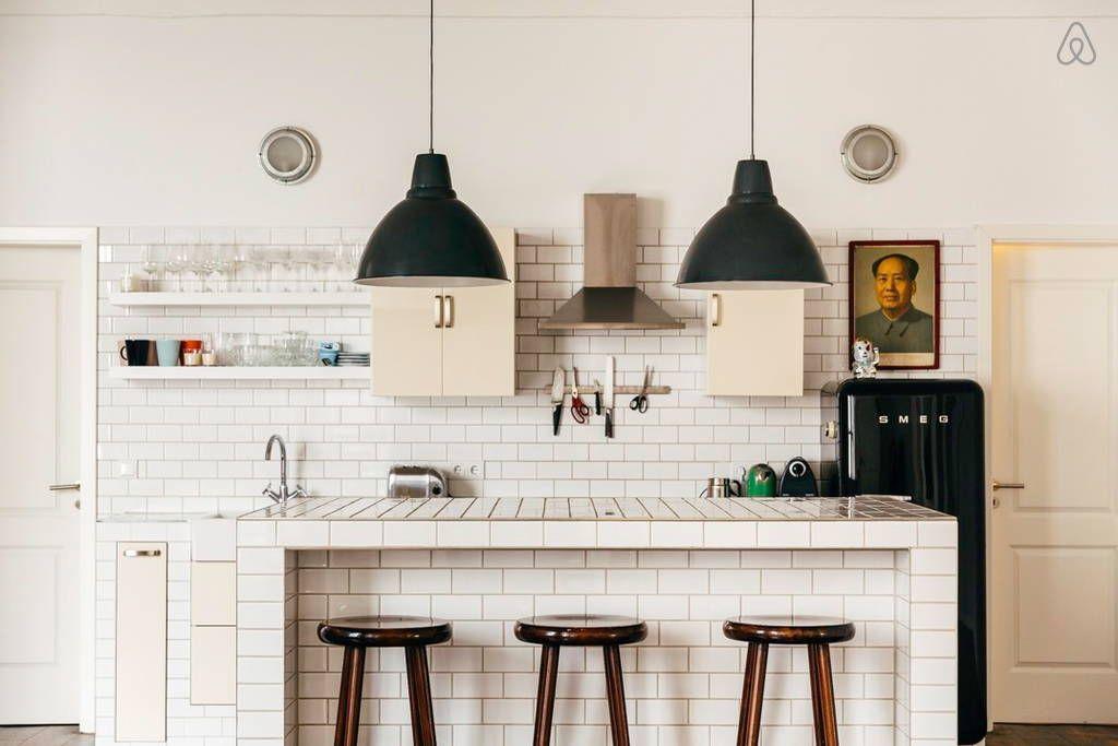 Tutustu tähän mahtavaan Airbnb-kohteeseen: Luxury Loft Paul-Lincke-Ufer - Huoneistot vuokrattavaksi