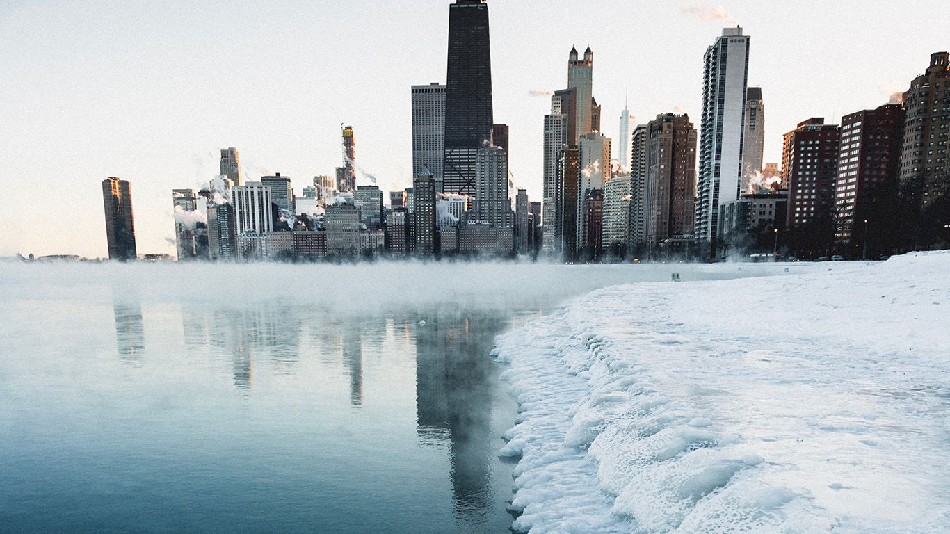 Wallpaper Https Desktoppapers Co Od84 Nature City Water Winter Architecture Snow Via Http Desktoppapers Co Od84 Nature Nature Desktop Wallpaper Skyline