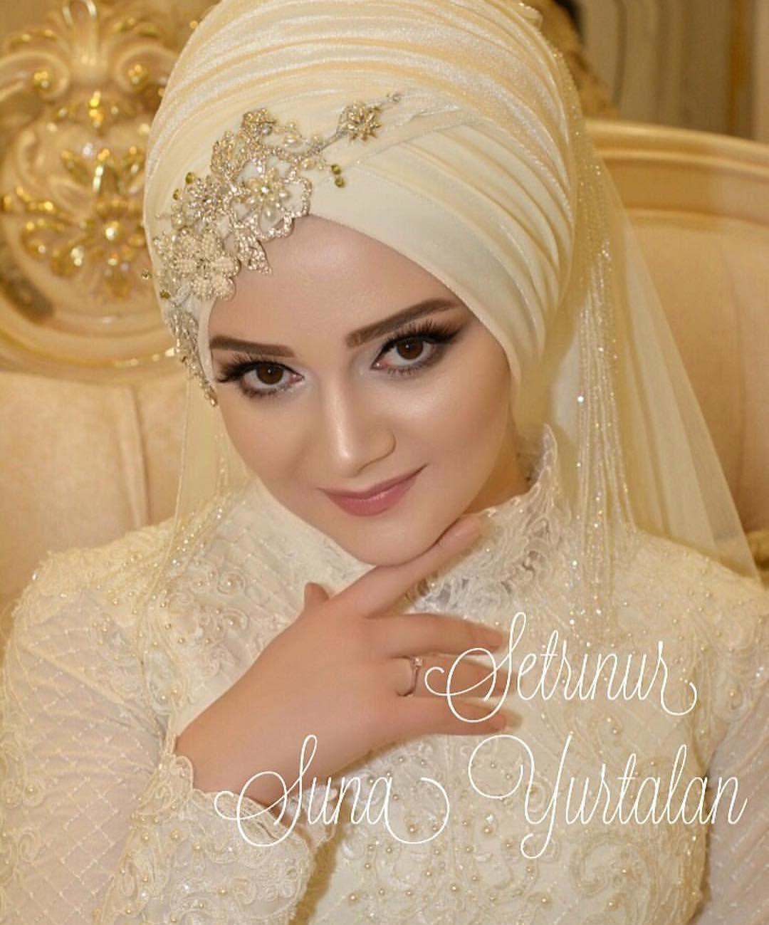 Photo of 2018 Setri-Nur Bridal Head Models, www.tesetturelbis …, …