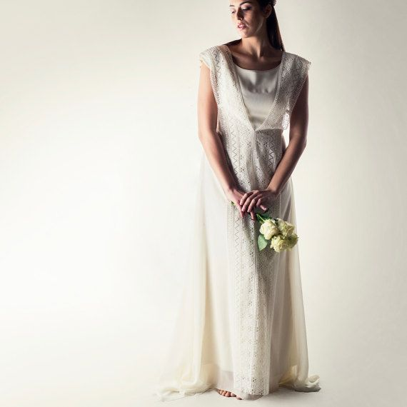 Wedding Dress Plus Size Tunic