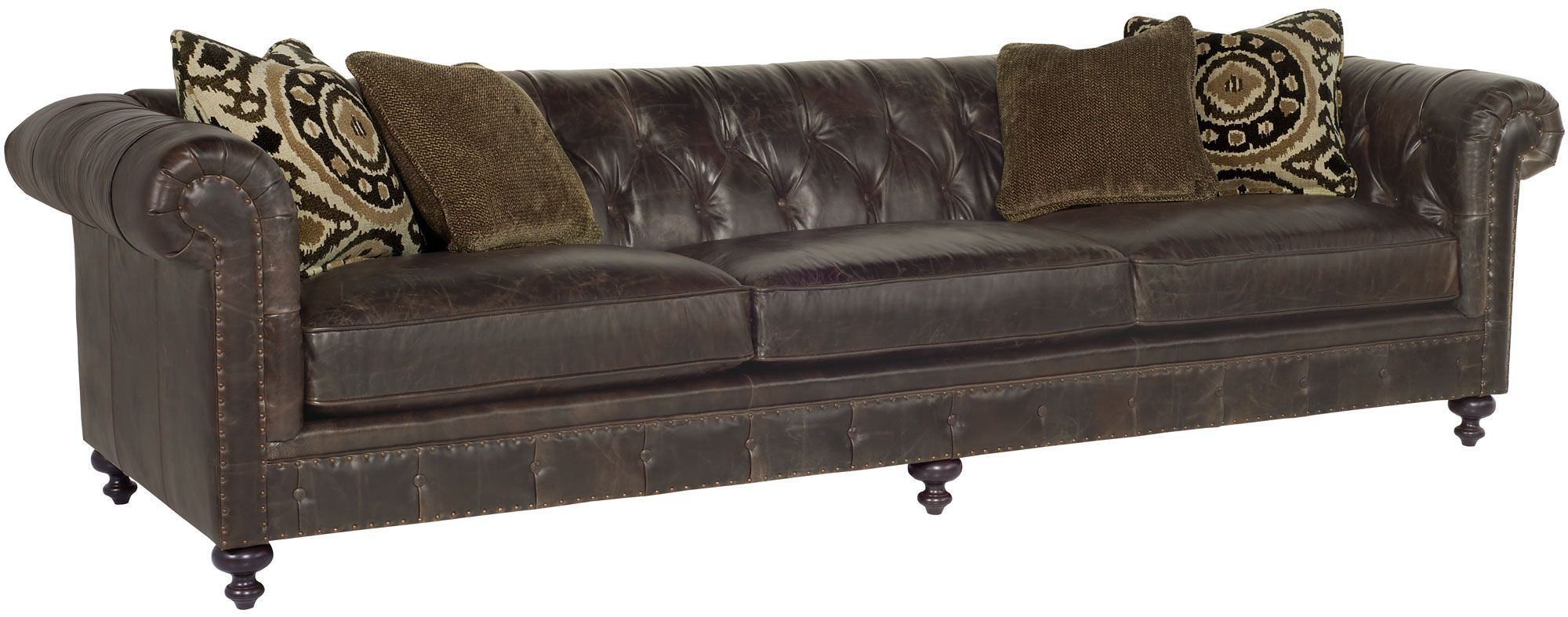 bernhardt riviera large sofa sectional sofas microfiber fabric 116 1 2 quot love