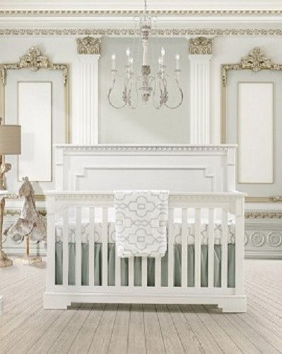 New Crib & Dresser Baby Nursery Furniture | Pinterest