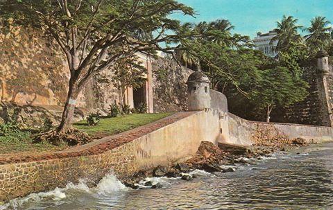 Puerta de San Juan (1960's)  San Juan, Puerto Rico