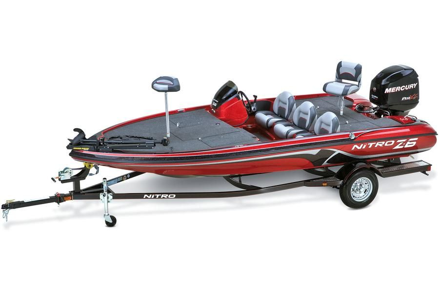 NITRO Z For The Home Pinterest - Nitro bass boat decals