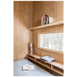 Our Birdhouse Bookshelf in a Cabin #getaway #cabins #birdhousebookshelf :eyes: @bearwalkcinema