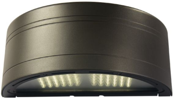 Baku 50w Led Wall Pack Full Cutoff Optics Samsung Leds Photocell Led Commercial Lighting Wall Packs Led Lights