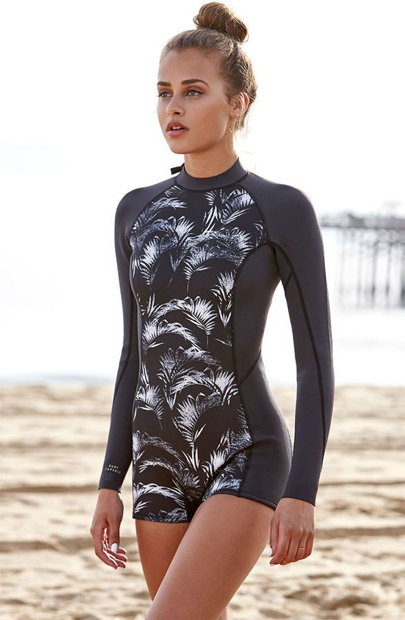 0848fde68a Billabong Spring Fever Long Sleeve Springsuit