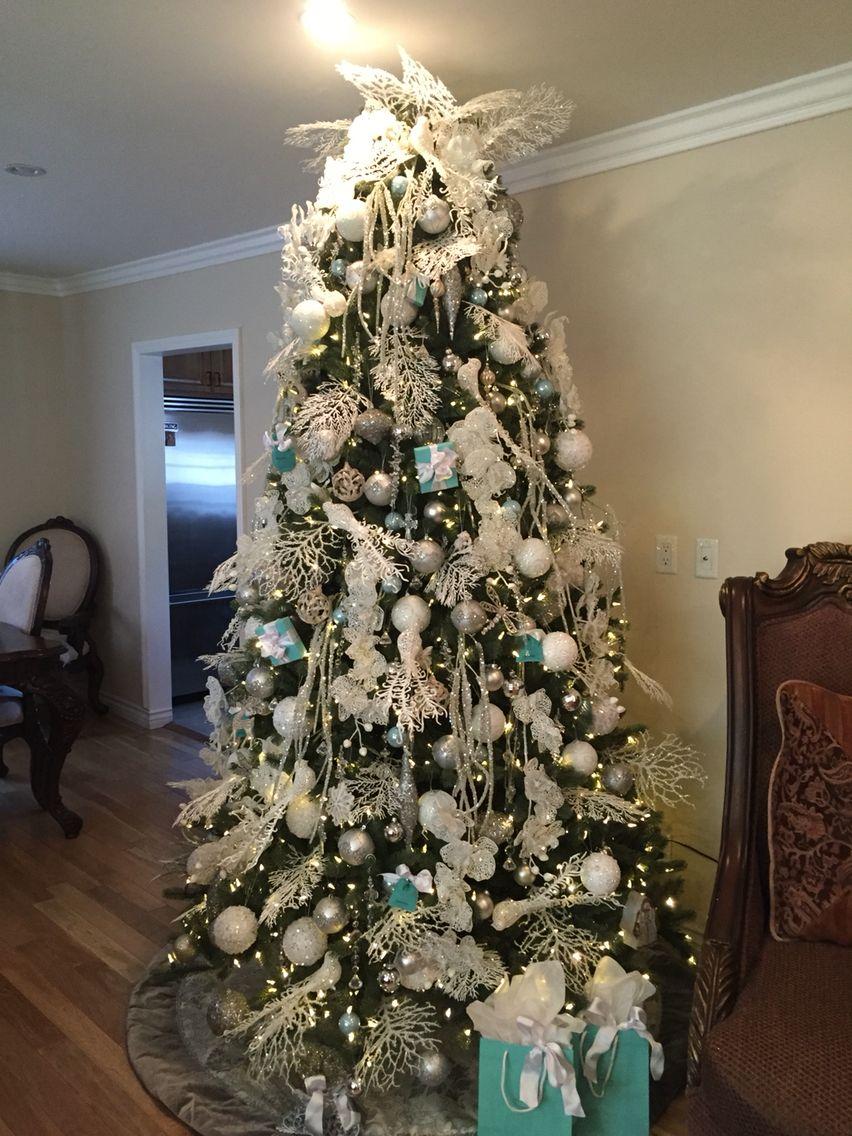 Tiffany And Co Christmas Tree Christmas Christmas Tree