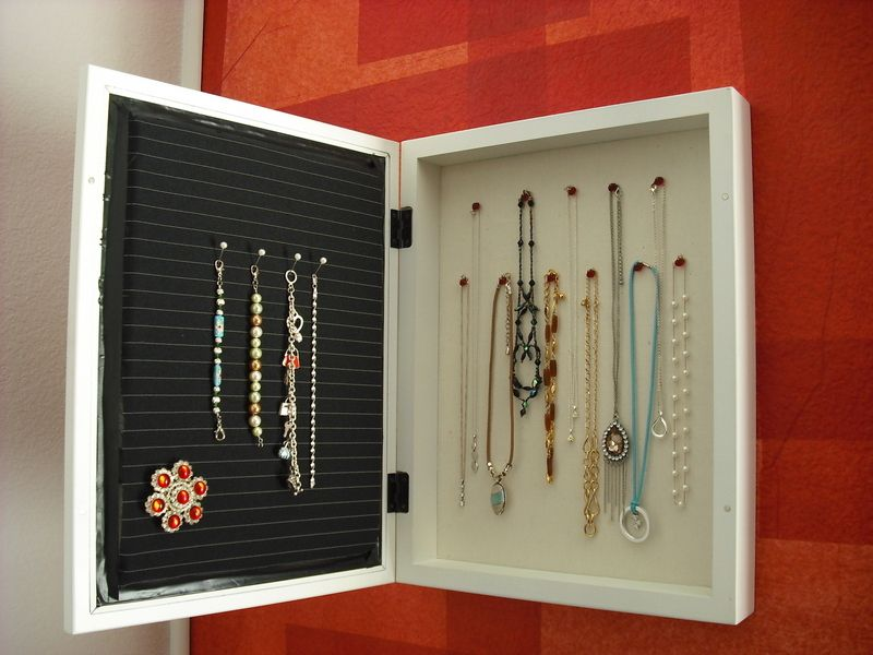 Jewelry Box Picture Frame | Box picture frames, Box and Craft