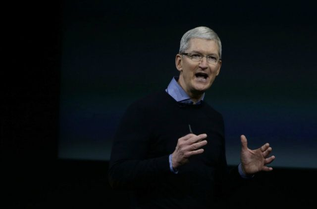 Tim Cook: Apple may bring billions back to U.S. next year