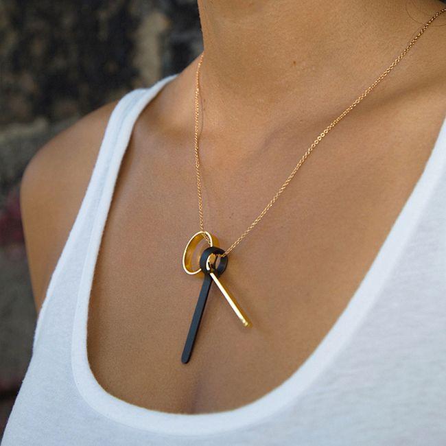 Silva Bradshaw Tools Necklace
