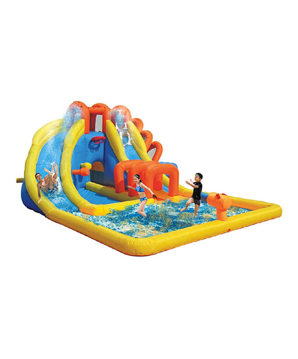 Look at this Summer Blast Water Park on zulily today
