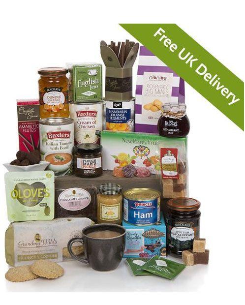 Send Gift Basket To The UK Archives