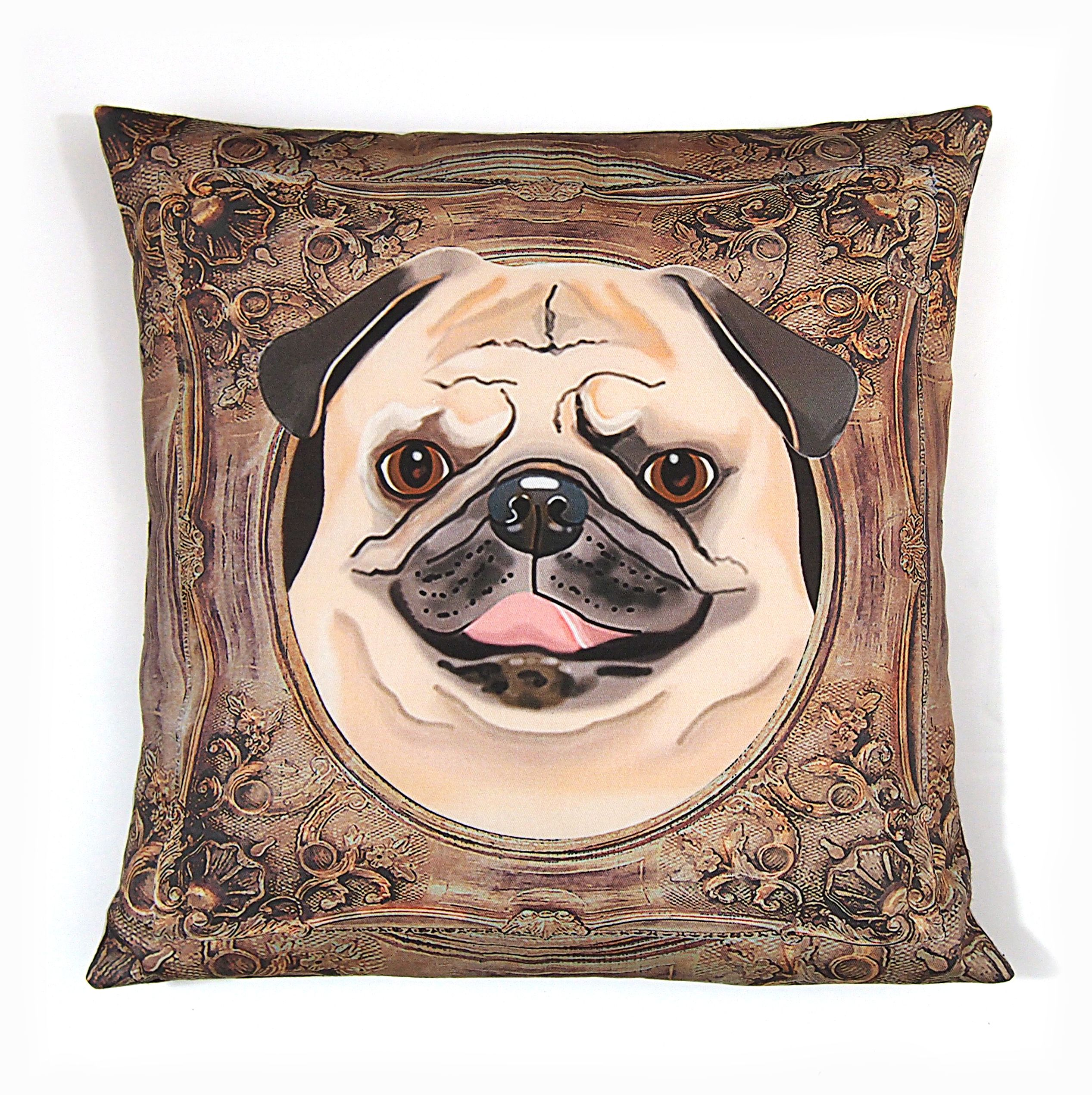 PUG  ~ PICTURE FRAME # 31