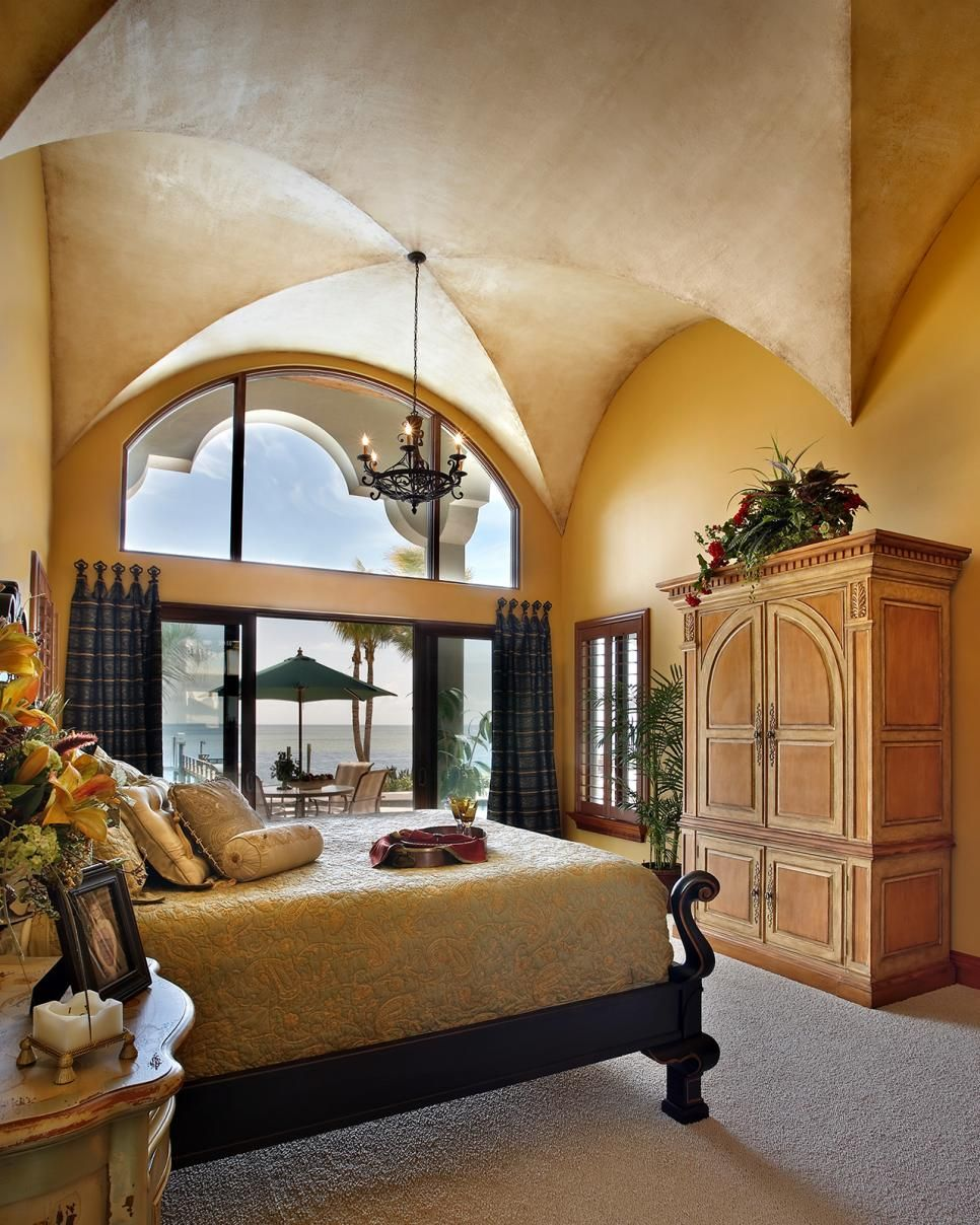 a romantic mediterranean setting is captured in this traditional