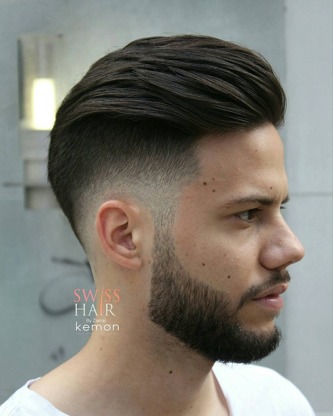 Barber And Hairstylist Zainal Swisshairbyzainal Instagram Photos And Men 39 S Great