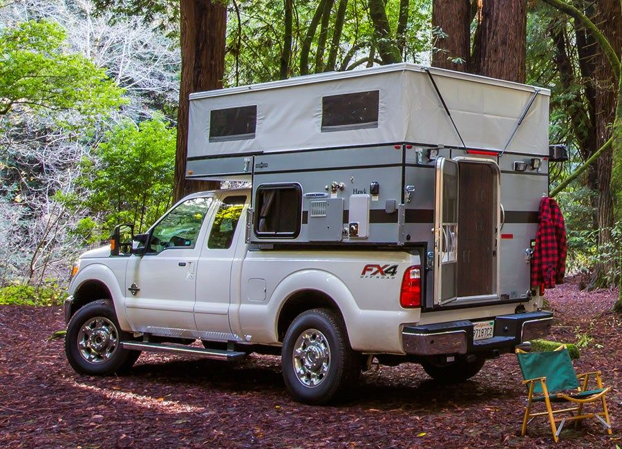 Four Wheel Campers Announces Limited Edition Woolrich