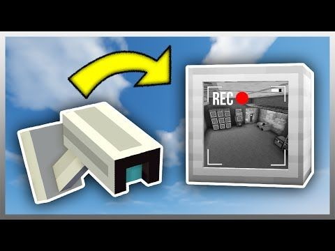 How to Make a WORKING TV in Minecraft YouTube Minecraft