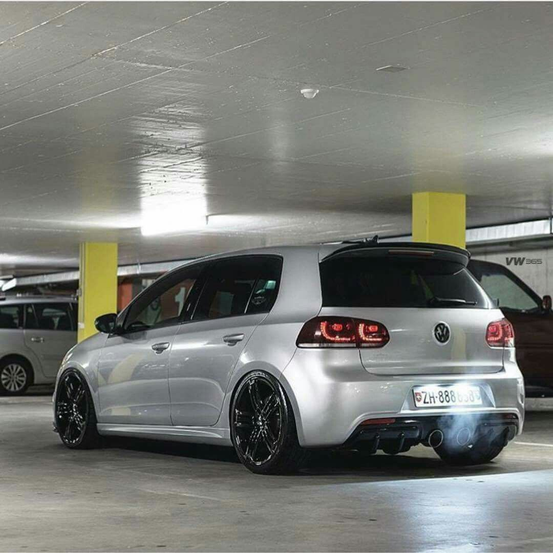 Lowered Mk4 R32: Golf Mk7 Finish By ARTriviant VW GTI T Volkswagen Golf