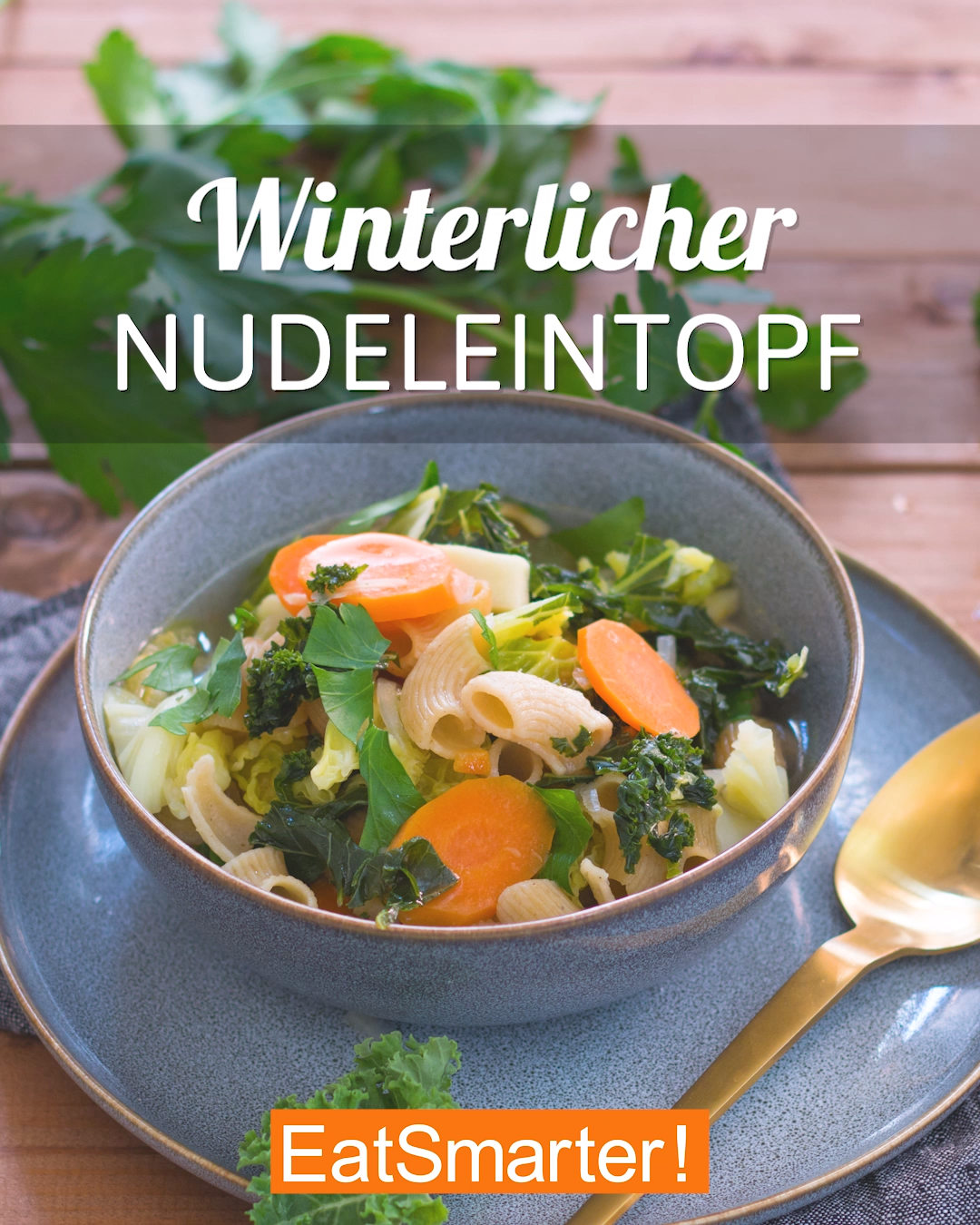 Photo of Wintry noodle stew