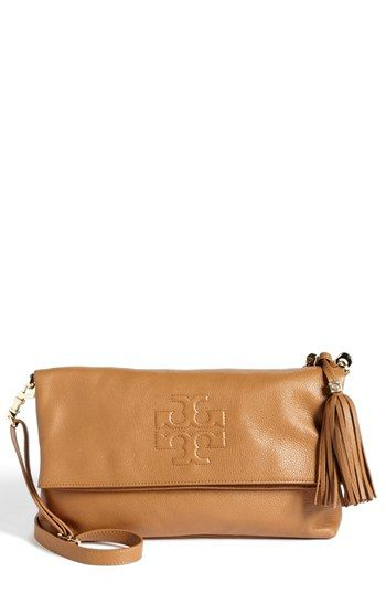 764f353c77e TORY BURCH  Thea  Foldover Crossbody Bag.  toryburch  bags  shoulder bags   leather  crossbody  lining