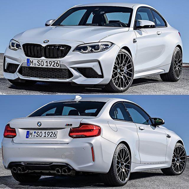 BMW M2 Competition 2019 Cupê Tem O Novo Motor 3.0 Seis