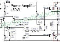 Super Bass Power Amplifier 2SC2922-2SA1216 | Hubby Project