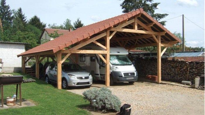 SARL Etienne LAZARO  Conception et fabrication de charpentes bois - monter un garage en bois