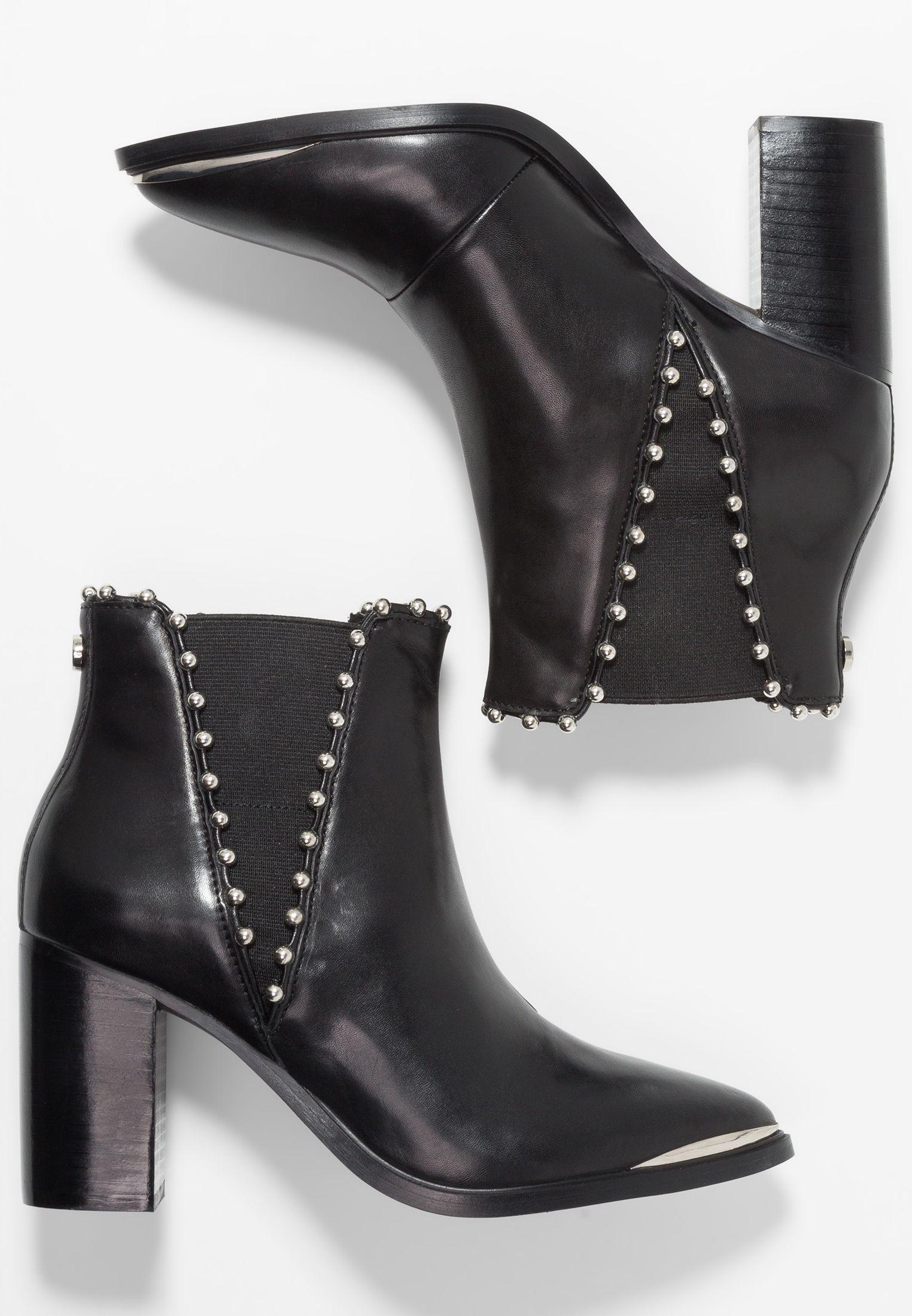 726d9257362 Steve Madden HIMMER - Ankle Boot - black - Zalando.de