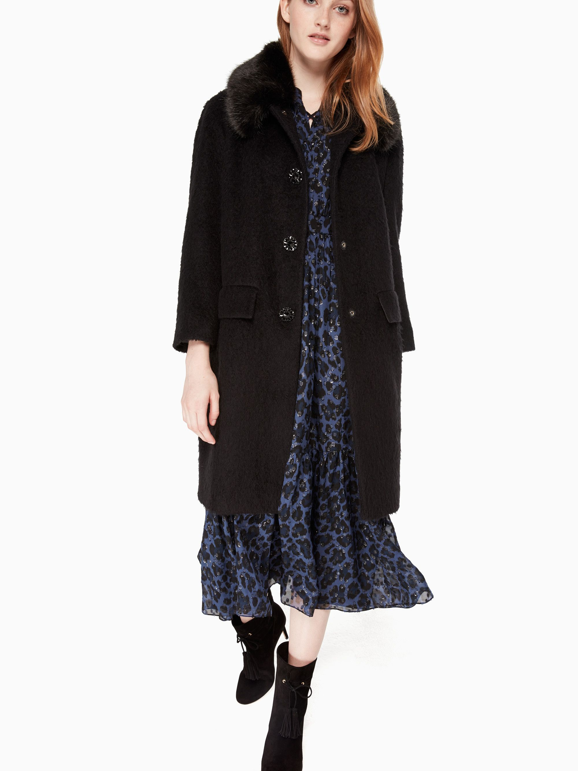 cd157f06e A classic Tweed Coat, Vest Jacket, Winter Wardrobe Essentials, Wardrobe  Staples, Cheap