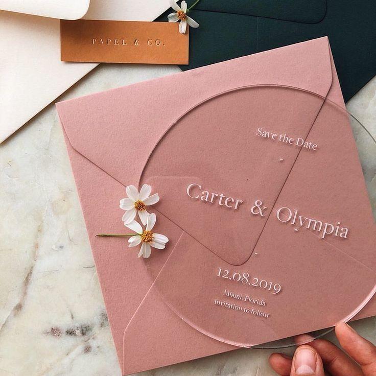 Convite De Casamento Transparente Wedding Cards Wedding Invitations Wedding Planning