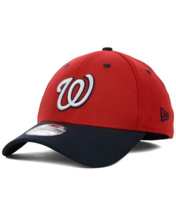 f3bef5a9e New Era Washington Nationals Mlb Team Classic 39THIRTY Stretch ...
