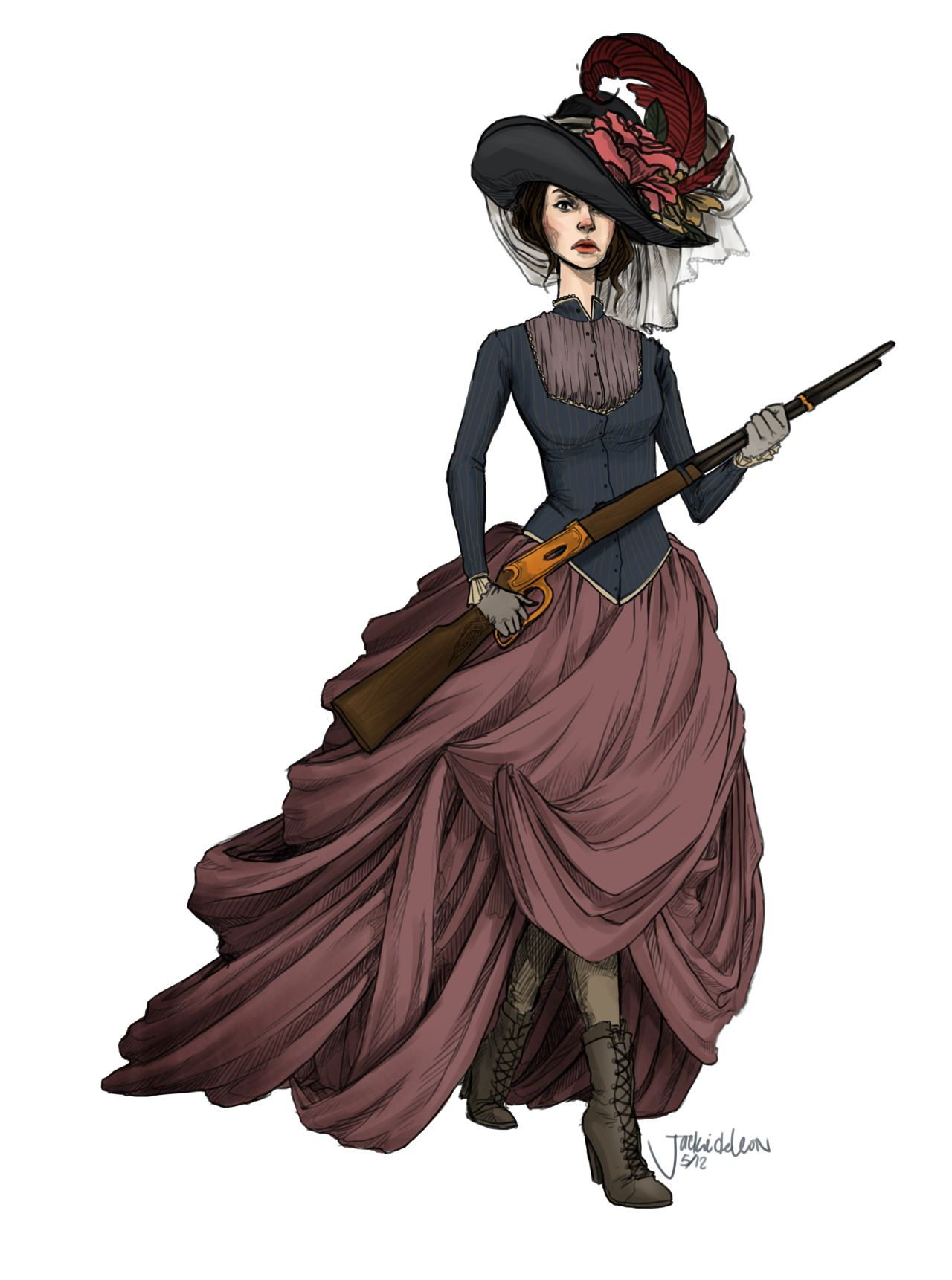 Thealcolyte Western Version Of The Princess