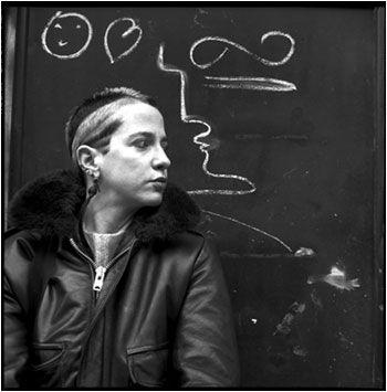 Kathy Acker, New York, 1984