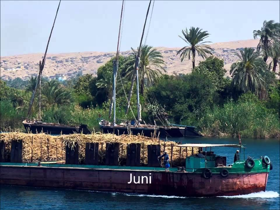 Lebensader Nil - Lifeline Nile